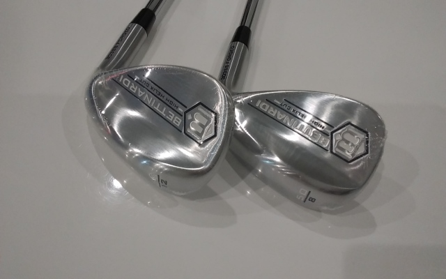 ベティナルディ ウエッジ【BETTINARDI H2 303 SS WEDGE KBS Hi Rev-S】