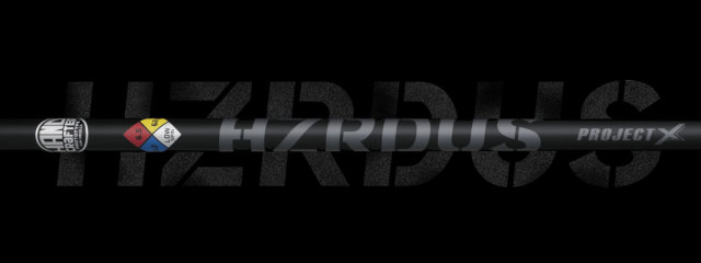 トゥルーテンパー シャフト【PROJECT X HZRDUS BLACK UT SHAFT】*ヘッド、グリップ別売