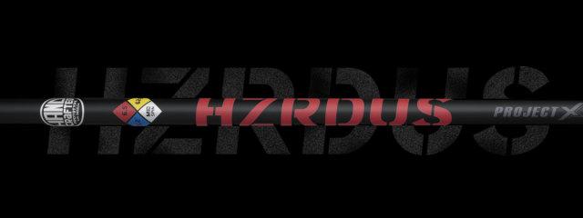 トゥルーテンパー シャフト【PROJECT X HZRDUS RED DR SHAFT】*ヘッド、グリップ別売