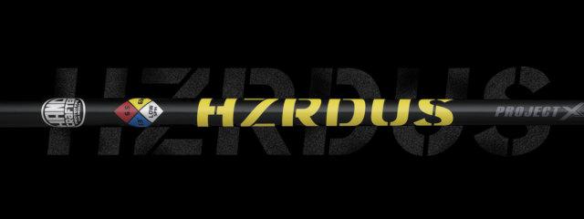 トゥルーテンパー シャフト【PROJECT X HZRDUS YELLOW DR SHAFT】*ヘッド、グリップ別売