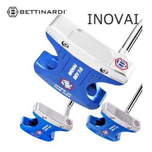 ベティナルディ パター【BETTINARDI INOVAI7.0 Series 2021モデル 日本正規品 PUTTER】ヘッドカバー付
