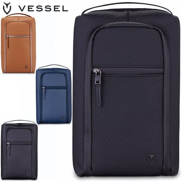 VESSEL シューズバッグ【Signature2.0 Shoe bag 3106118】