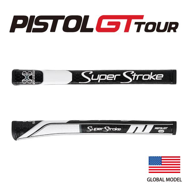 スーパーストローク ピストル GT ツアー