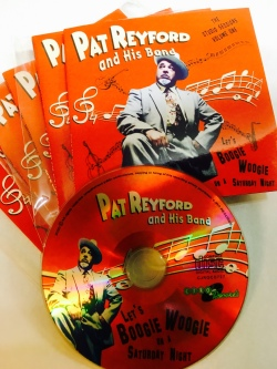 PAT REYFORD and His Band/THE STUDIO SESSIONS