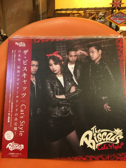 The Biscats アナログLP盤/Cat's Style