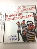STAND UP, ROCK'N'ROLLER !/The Paint It Blue CD