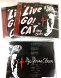 "Don Carlos CD/""Live GO!CAT"""