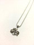 "シルバー925ペンダントトップ""GOOD LUCK""/silver925 pendant top ""GOOD LUCK"""