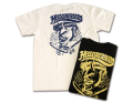 """GRC-252 半袖Tシャツ""""HELL GREASERS"""""""