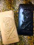 """Leather Emboss Wallet""""R&R""""/レザーエンボスウォレット""""ロックンロール"""""""