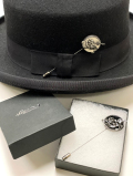 "GOOD ROCKIN'×A metal ""Two Face"" ハットピン/hat pin"