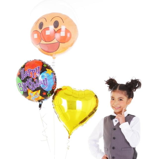 バルーン電報ギフトアンパンマンバルーン誕生日