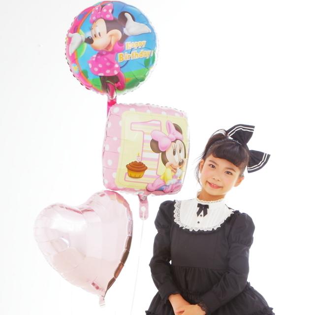 ミニー1歳HappyBirhtdayお誕生日おめでとう
