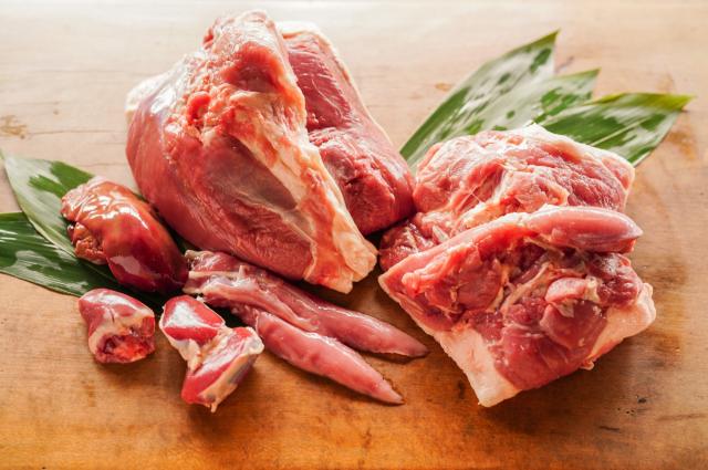 ブロック肉 1羽セット