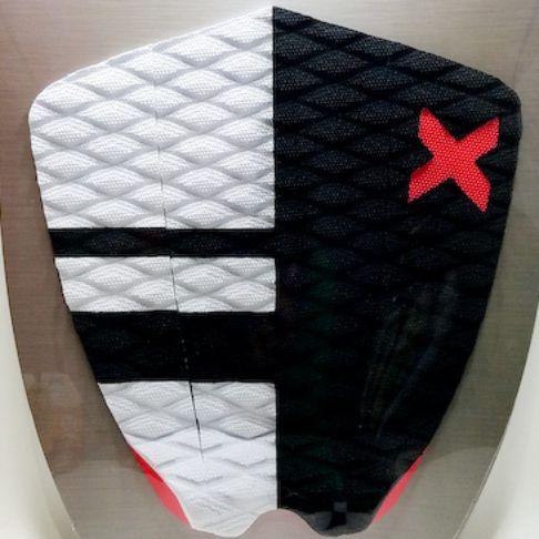 エックストラック デッキパッド PRESTO  ブラック x ホワイト X TRAK