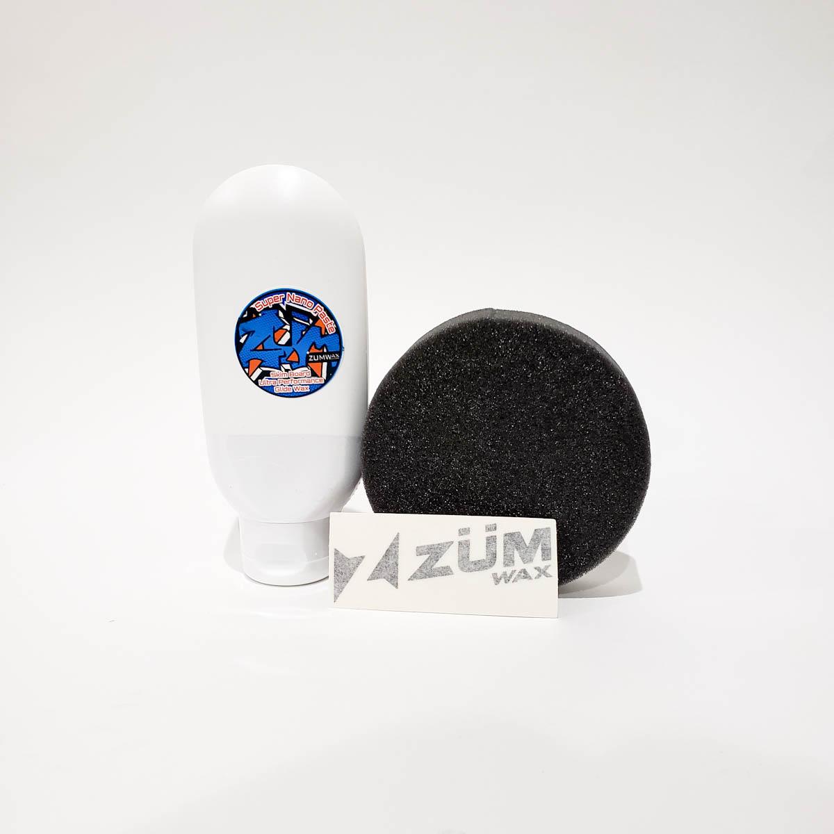 ZUM WAX/ズムワックス スピードワックス(ボトム用) スキムボード