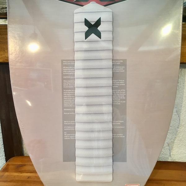 エックストラック デッキパッド アーチバー ホワイト X TRAK ARCH BAR