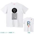 GOODWAVEオリジナル 平成ー令和 記念Tシャツ C 受注生産