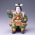 後藤博多人形 桃太郎