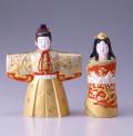 後藤博多人形 祝梅雛