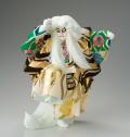 後藤博多人形 修一作鏡獅子(1号)