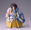 後藤博多人形 正興作菊慈童
