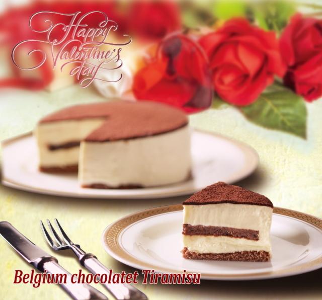 【送料無料】ベルギーチョコレートティラミス