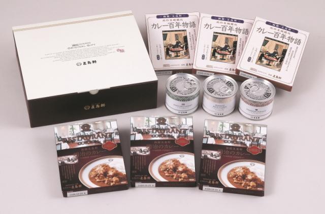 缶詰レトルトギフトBOX(3缶6箱入)