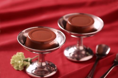 五島軒濃厚ベルギーチョコレートムース4個入