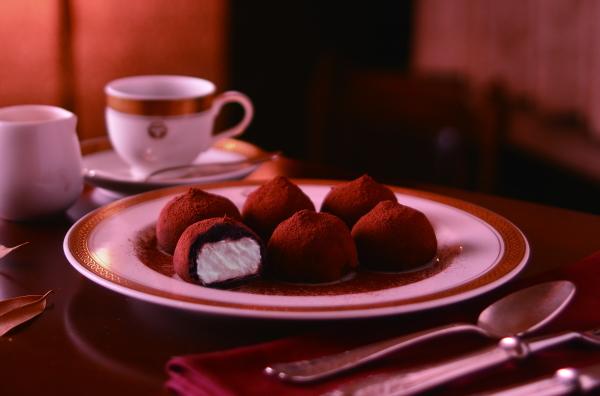 ベルギーチョコレート生トリュフ(6個入)