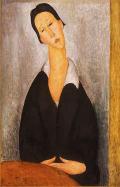 モディリアーニ [Portrait of a Polish Woman]