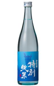 【4/2出荷開始】 特別純米 青ラベル - 720ml