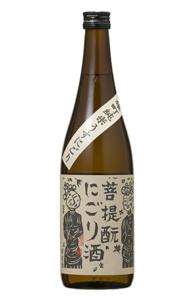【11/21出荷】御前酒 菩提もとにごり酒 - 720ml