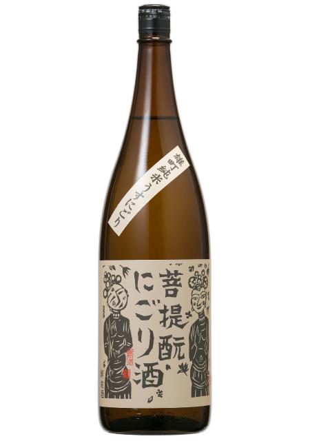 【11/17出荷】御前酒 菩提もとにごり酒 - 1800ml