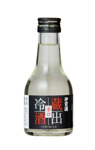 御前酒 辛口蔵出冷酒 - 180ml