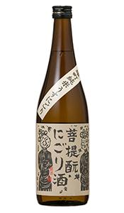 【11/17出荷】御前酒 菩提もとにごり酒 - 720ml