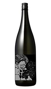 御前酒 デーモンラベル(純米原酒) - 1800ml