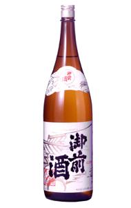御前酒 佳撰 - 1800ml