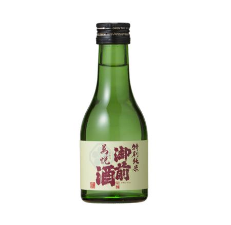 特別純米 萬悦(まんえつ) - 180ml