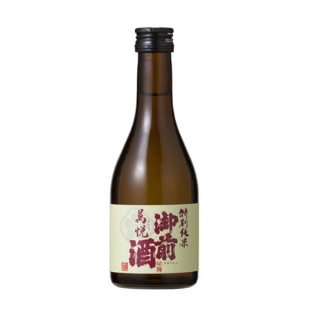 特別純米 萬悦(まんえつ) - 300ml