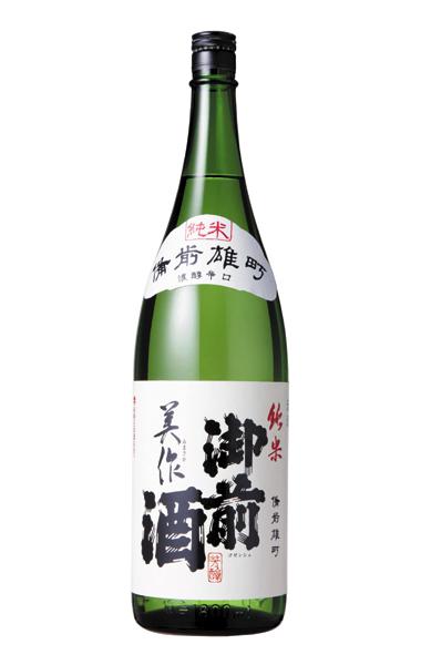 純米 美作(みまさか) - 1800ml