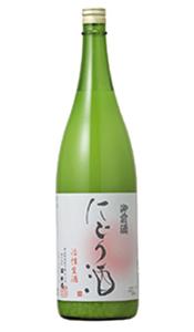 御前酒 にごり酒 (活性生酒) - 1800ml