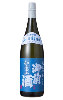 純米吟醸 如意山(にょいさん) - 1800ml