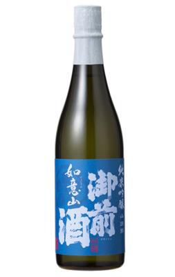 純米吟醸 如意山(にょいさん) - 720ml