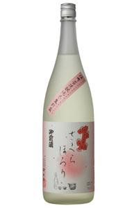 御前酒 菩提もと純米生貯蔵 さくらほろり - 1800ml
