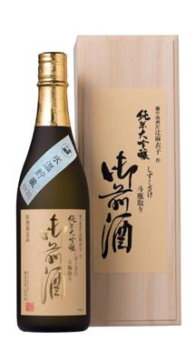 【氷温貯蔵】純米大吟醸 斗瓶取り しずく無濾過生原酒 - 720ml