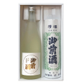 【酒と器シリーズ】御前酒 純米酒器セット
