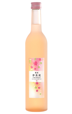 梅酒 夢真蔵 YUMEMAKURA - 500ml