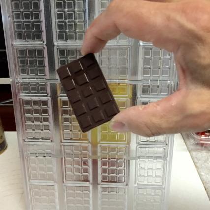 チョコレート型