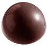 チョコレート半球型